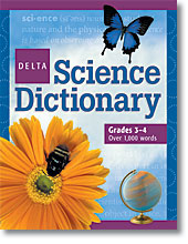 Science Dictionary book