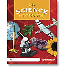Delta Science Notebooks - sample cover